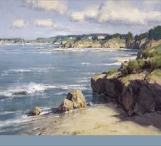 arti tart, artsi art, oil landscap, artseascap paint, california art, landscap paint, seascap art, scott christensen, art studi