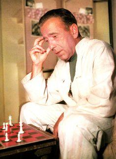 Humphrey Bogart 1955