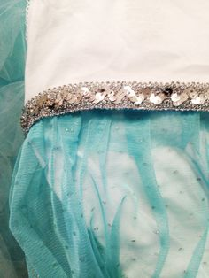 Ice Queen Disney Frozen Inspired Elsa Costume by BebeBloomBoutique