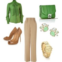 if I were a business lady :)     created by chasity-paige-chatt on Polyvore