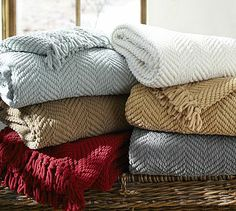 Grand Chenille Throw Benefiting Give A Little Hope Campaign #potterybarn #PBPINS