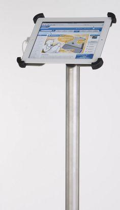 Sir James ceo iPad Bodenständer