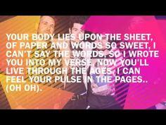 bastille poet lyrics traducida