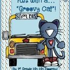 "My kiddos love this ""groovy cat"" and I bet yours do too! Enjoy one of these free activities after singing or reading with the cat! Michele..."