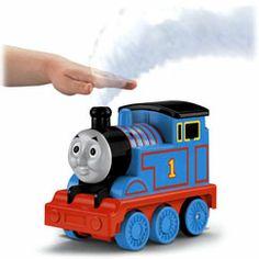 Thomas & Friends Preschool Steam n Speed R/C Thomas - Fisher-Price Online Toy Store