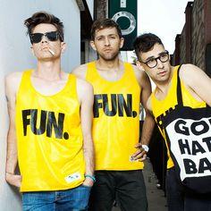 fun. the band yellow