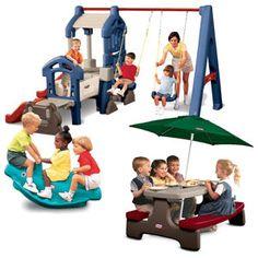 daycare backyard pin it to win it