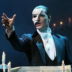 The Phantom (Ramin Karimloo) - The Phantom of the Opera