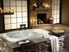 This Traditional Bathroom is beautiful. #triditional