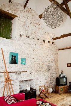 the home of artist and children's book author jane cabrera