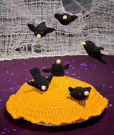 Ravelry: Blackbirds Baked in a Pie pattern by Michele Wilcox