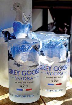 idea, glasses, vodka bottl, empti bottl, empty bottles