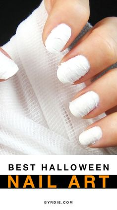 Spooky nail art inspiration for Halloween