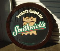 If you're really trying to celebrate Ireland this year, go with a Smithwick's! Ireland's oldest brewery!