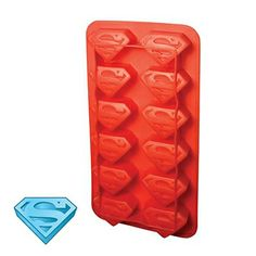 Superhero Cake Pop Molds