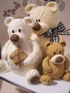 Teddy Bears cake