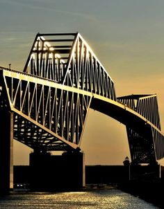 Sky gate bridge