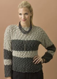Renewal Boatneck in ROSA http://tahkistacycharles.com/t/pattern_single?products_id=2199