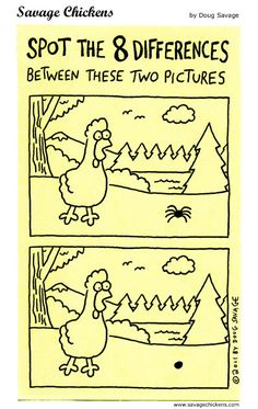 8 Differences