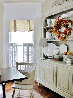 How To Create A Faux Transom Window - Thistlewood Farm