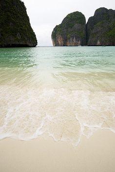 Turquoise Waters - Maya Bay, Thailand