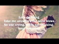 Lady Antebellum - Last Teenage Goodbye (Lyrics)