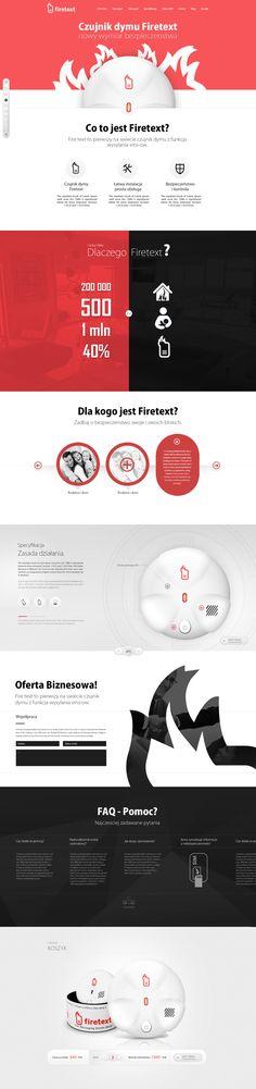 Fire Text | #webdesign #it #web #design #layout #userinterface #website #webdesign < repinned by www.BlickeDeeler.de | Take a look at www.WebsiteDesign-Hamburg.de