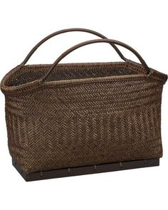 Use this woven basket to store magazines! Get it here: http://www.bhg.com/shop/crate-and-barrel-pramana-magazine-basket-p501bd84c82a797dc894f53a7.html?mz=a