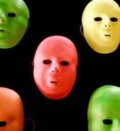 102 Wicked Things To Do: #13 Black Light Mask Room