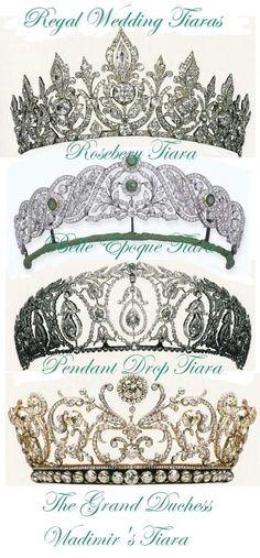 Royal tiaras!
