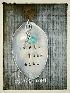 SMALL TOWN GIRL LEATHER NECKLACE