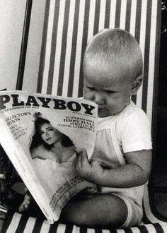 boys will be boys..