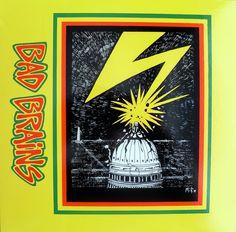 Bad Brains - S/T LP #punk
