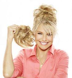 ... bun. longer hair, hair style, hair wrap, hair accessories, tone hair