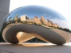 The bean in Chicago  I cannot wait to see this!!!
