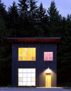 Coloured Windows.