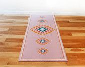 We'd bend over backward to land a yoga mat this stylish. #etsy #etsyfinds