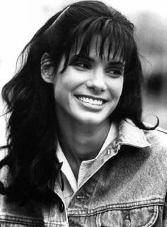 Sandra Bullock- her and mother could be sisters!!!