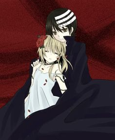 Soul Eater, Maka and Death the Kid