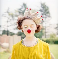 ;- costum, fashion, girl, style, crown, inspir, kid, clowns, jun imajo