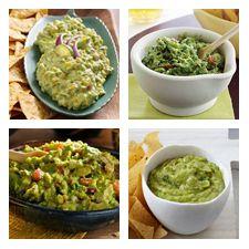 Easy Guacamole Recipes