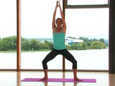 Quick yoga!