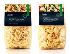 Pasta Package Design Inspiration