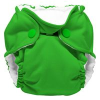 5) Rumparooz Lil Joeys Newborn Diapers #clothdiapers #nopins