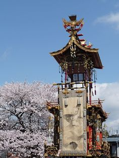 Takayama Spring Festival, Sanno Matsuri, Takayama, Gifu, Japan