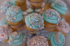 Ooh , if everyone had their own little cupcakes