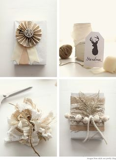 #Gift Wrapping Ideas