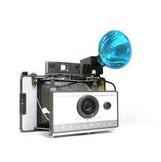Polaroid vintage Land Camera  Model 103 by Mylittlethriftstore, $48.00