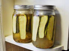 Homemade Claussen Pickles Copycat - AmandasCookin.com