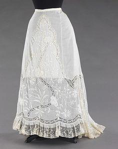 Petticoat ca. 1900